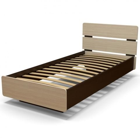 Кровать Жанна 90 с ортопедическим основанием