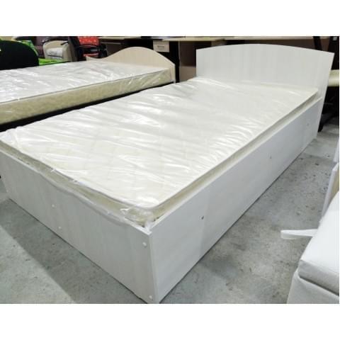 Кровать ЛДСП, кромка АБС 1 мм