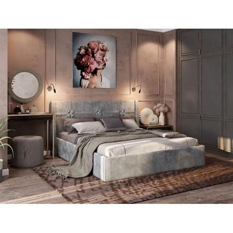 кровать Джулия 1.6 с подъемным механизмом