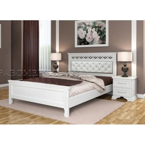 Кровать из массива Грация