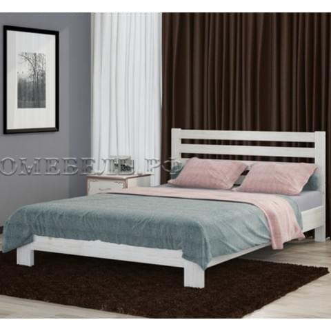 Кровать из массива Вероника