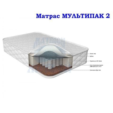 Матрас Морфей Мультипак 2