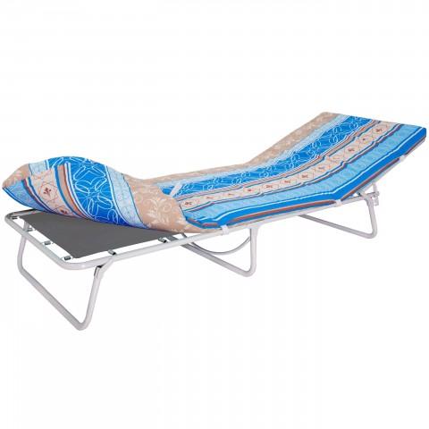 Кровать раскладная с полумягким матрасом Соня-1
