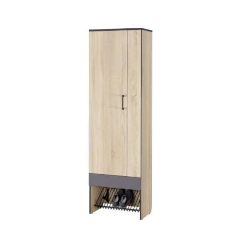 Шкаф Эльза 2.1 + Эльза 8 Сетка для обуви 600