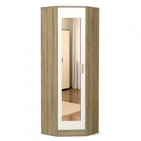 Прихожая МОДУЛЬ шкаф угловой-2 с зеркалом