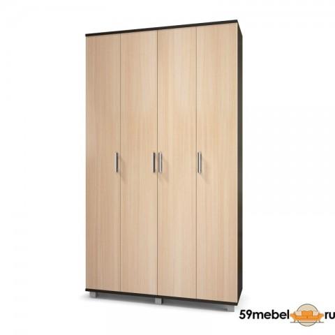 Шкаф 4-створчатый Карина-41 (К41)