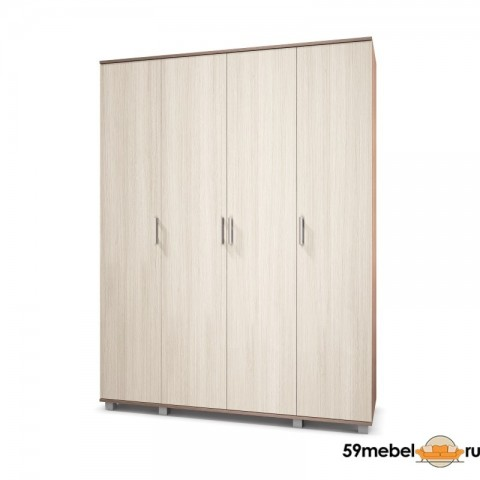 Шкаф 4-створчатый Ева-40 (Е40)