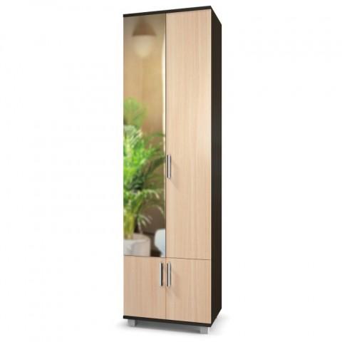 Шкаф 2-створчатый Карина-22 (К22) с зеркалом