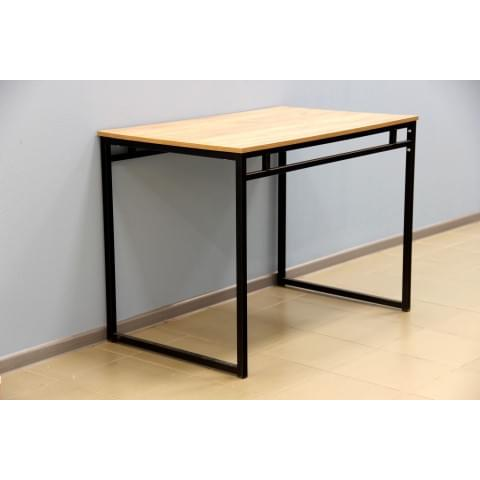 Стол обеденный металл большой