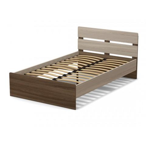 Кровать Эксон 120 с ортопедическим основанием