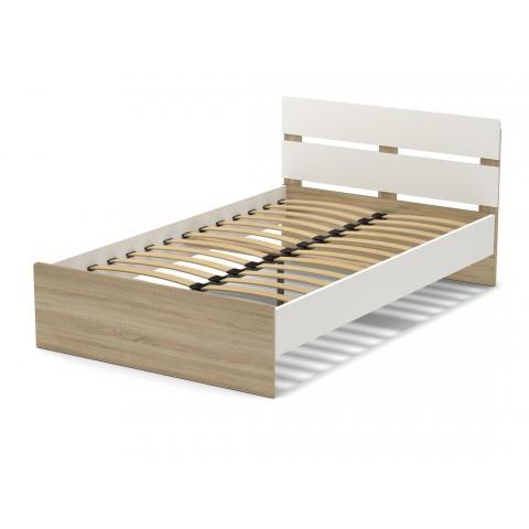 Кровать Эксон 140 с ортопедическим основанием