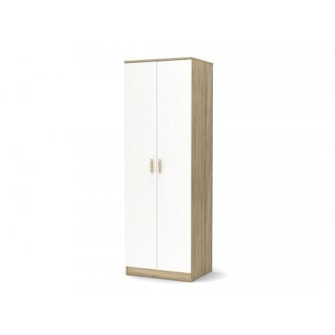 Шкаф Эксон 2-х створчатый малый с полками