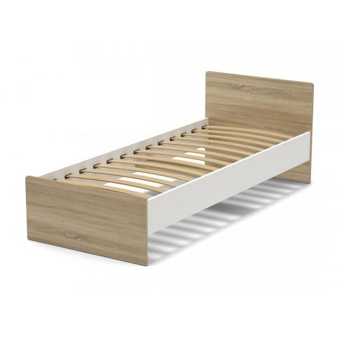 Кровать Эксон 80 с ортопедическим основанием