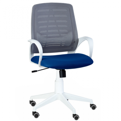 Кресло компьютерное Ирис White